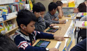 Accelerating Academic Achievement with Classroom iPads